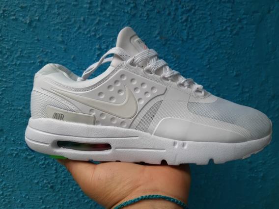 Nike Air Max Zero Essential White Tenis en Mercado Libre