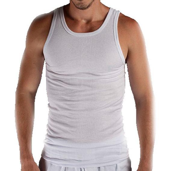 Camiseta Musculosa Morley Algodón Mercerizado Talle Especial