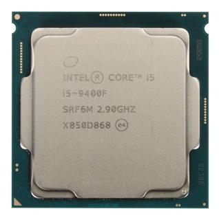 Procesador Intel Core i5-9400F 6 núcleos 128 GB