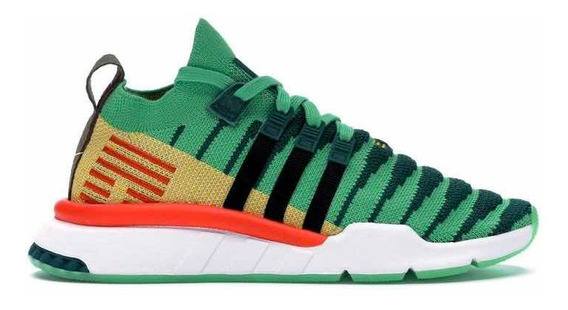Sneakers adidas Eqt Dragon Ball Z Shenron Originales