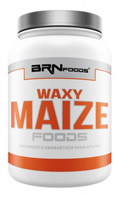 Waxy Maize Foods 1kg Natural Brn Foods Full