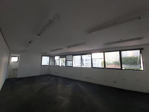 Sala Para Alugar, 52 M² Por R$ 1.000,00/mês - Higienópolis - São Paulo/sp - Sa0587