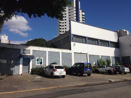 Galpão Comercial Para Locação, Vila Gomes Cardim, São Paulo - Ga0113. - Ga0113