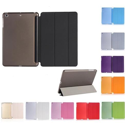iPad Mini 4 5 Estuche Protector Tipo Smart Case Magnetico