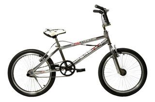 Bicicleta Freestyle Rodado 20 Extreme Bmx Cross Reforzada Envios Para Hacer Trucos - Garantia - Cuotas- Happy Buy