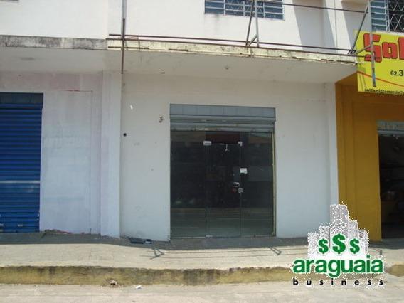 Comercial Sala No Prédio Comercial Amorin - Araguaia-415-l
