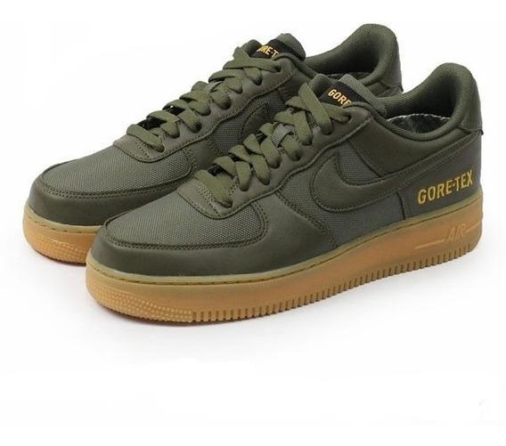 Zapatillas Nike Air Force 1 Gtx Green - Hombre