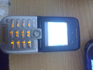 Telefono Basico Sony Ericsson K300 Telcel