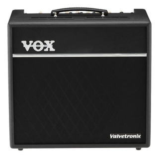 Amplificador VOX Valvetronix Series VT80+ Valvular 120W negro