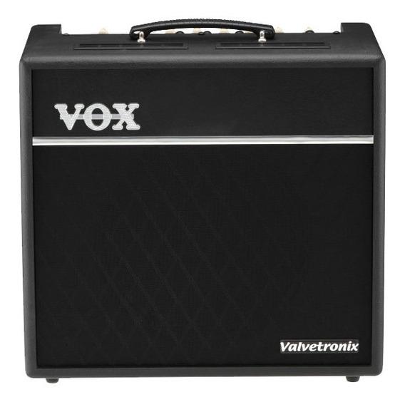 Amplificador VOX Valvetronix Series VT80+ 120W valvular negro