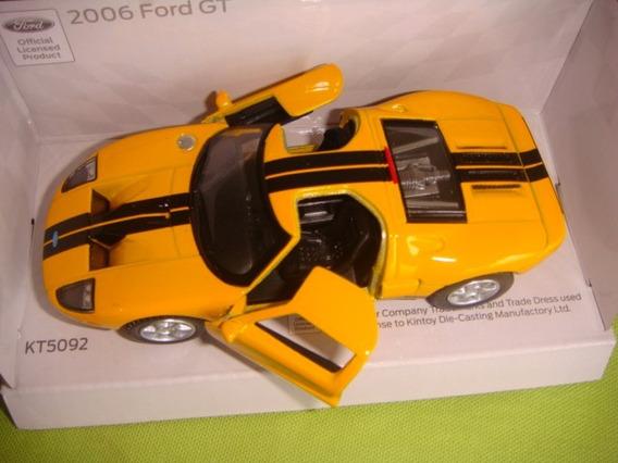 Coleccion De Autos Kinsmart Ford Gt 2006