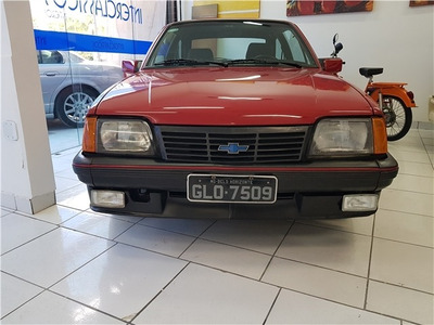 Chevrolet Monza 1.8 Sr Hatch Álcool 2p Manual