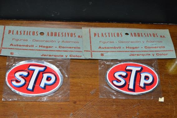 Stp Calcos Originales Antiguos Lote X 2 Vintage No Repro