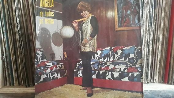 Lps Angela Maria / 6 Discos