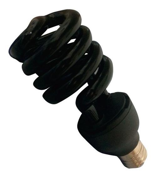 Lâmpada Luz Negra Fluorescente 28w -110v/220v