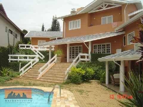 Imagem 1 de 20 de Casa Residencial À Venda, Condomínio Rio Das Pedras, Vila Hollândia, Campinas - Ca0195. - Ca0195