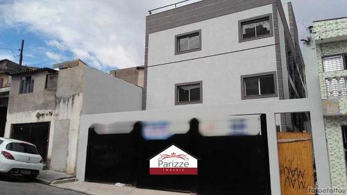 Imagem 1 de 10 de Apartamento Novo Na Casa Verde Alta! - 9122-1