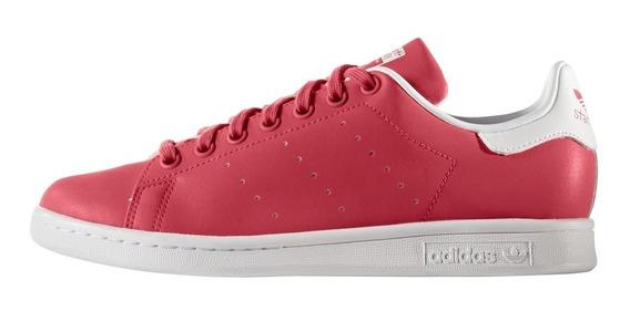 adidas Stan Smith Mujer Blanco/rosa -nuevos-originales