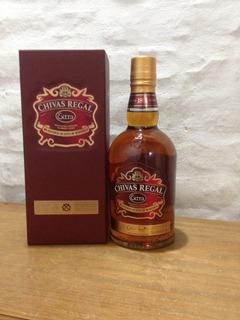Whisky Chivas Regal Extra,nuevo Blend De Chivas Regal 750 Ml