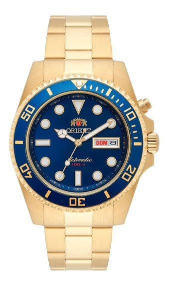 Relógio Orient Masculino Ref: 469gp066 D1kx - Automático
