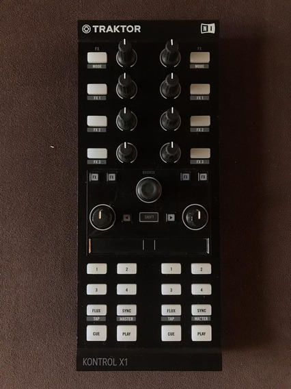 Kontrol X1 Mk2 Traktor Native Instruments