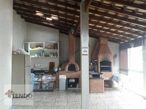 Imob01 - Cobertura 148 M² - 3 Dormitórios - 1 Suíte - Santa Maria - São Caetano Do Sul/sp - Co0051