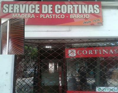 Reparacion De Cortinas De Enrollar De Plastico Y Madera