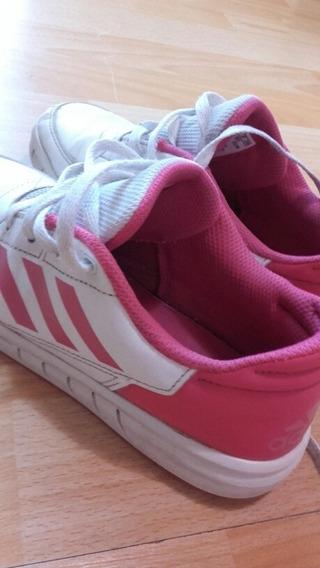 Zapatillas adidas Nena Non Marking Altas Sport Mejor Precio!