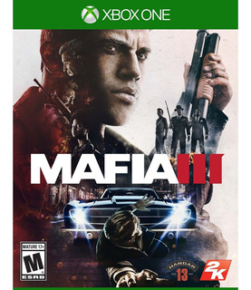 Mafia Iii Xbox One Standar Edition 2k Nuevo Sellado Original