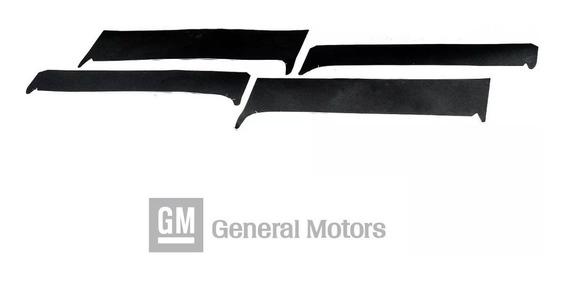 Calcos Negros Puertas Chevrolet S10 (juego Completo) Gm