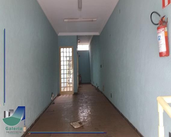 Salão Comercial Em Ribeirão Preto Para Locação - Sl00574 - 33717442