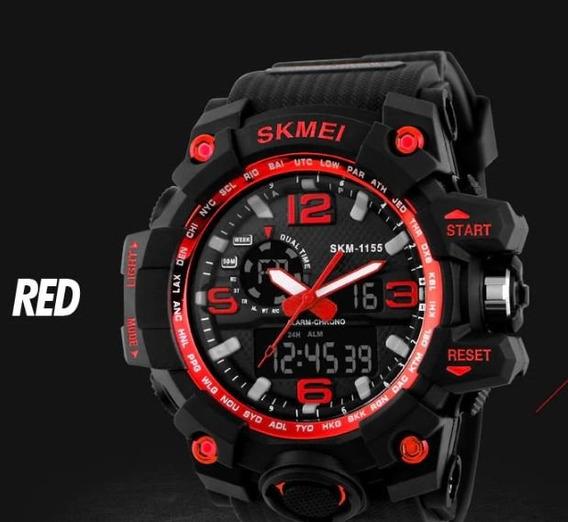 Relógio Masculino Digital S Shock Skmei 1155