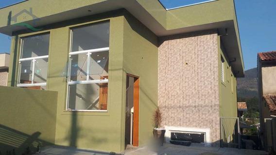 Casa Com 03 Dorms, Jardim Maristela, Atibaia - R$ 440 Mil, Cod: 2191 - V2191