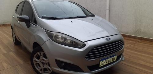 Ford Fiesta 1.6 2016 Automatico