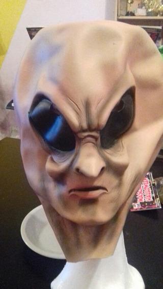 Mascara Extraterrestre 100% Latex. Chirimbolos