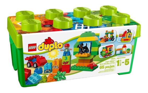 Caja De Diversión Todo En Uno Lego - 10572