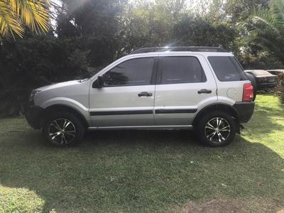Ford Ecosport Xl 1.6 Xl Año 2010