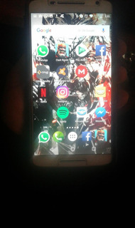 Motorola Moto X Play Blanco