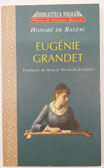 Livro Eugénie Grandet - Honoré De Balzac - Usado Ótimo Estad