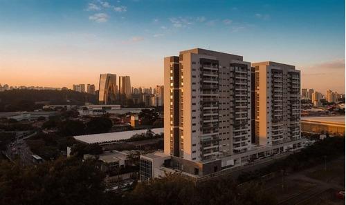 Apartamento Para Venda Em São Paulo, Jardim Dom Bosco, 2 Dormitórios, 1 Suíte, 2 Banheiros, 1 Vaga - Cap0616_1-1182340