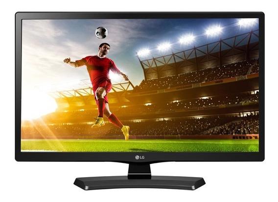 Tv Monitor LG 19,5 Led Hd Conversor Digital