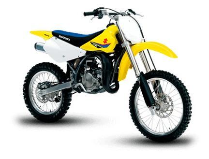 Suzuki Rm 85 - Megamotos