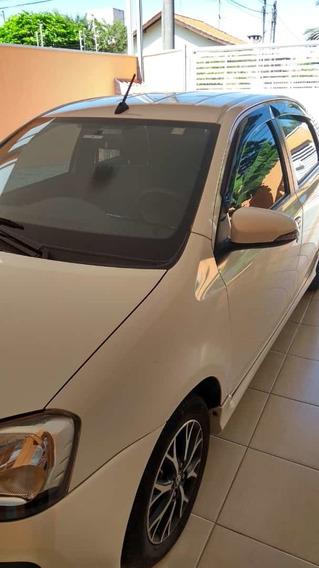 Toyota Etios Platinum Sedan 2017