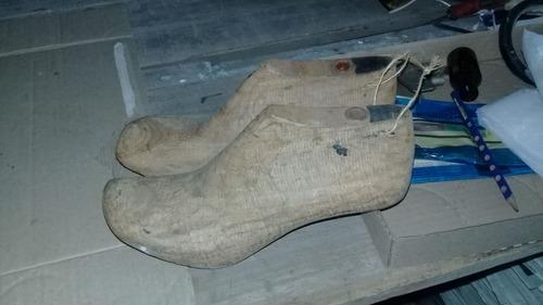 Hormas De Zapato Para Calzado Con Taco De 6cm Aprox Talle 38
