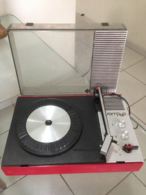 Vitrola Telefunken - Funcionando