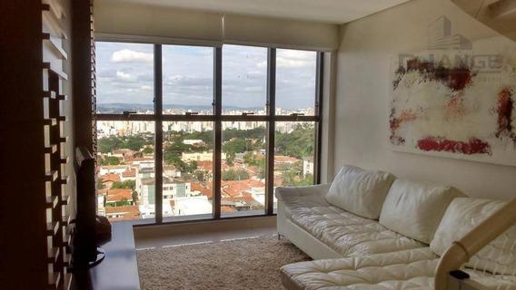 Cobertura Residencial Para Locação, Jardim Chapadão, Campinas. - Co0284