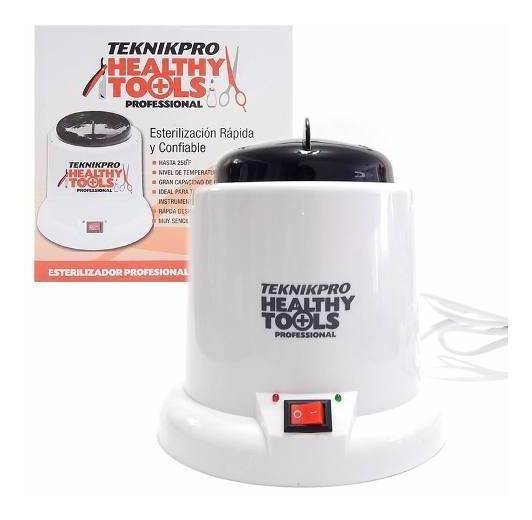 Teknikpro Healthy Tools Esterilizador Profesional Eléctrico