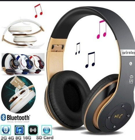 2018 New Bluetooth Headphones Wireless Bluetooth 4.0 Heavy