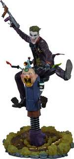 Sideshow Collectibles The Joker Premium Format Figure 1/4
