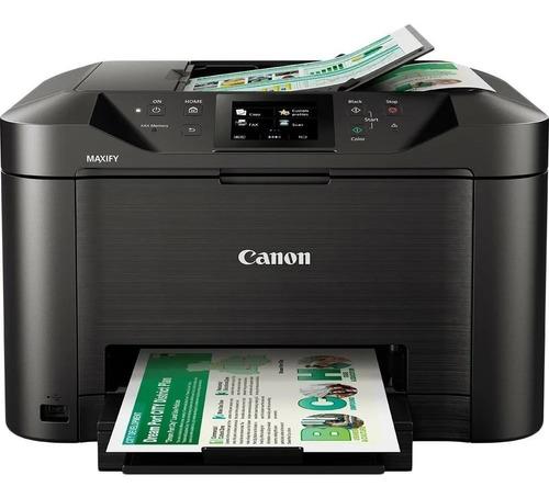 Multifuncional Canon Mb5110 Com Bulk De 800ml Promoção!!!!!!